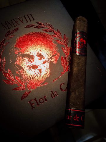 Flor de Cesar Red made at Oveja Negra