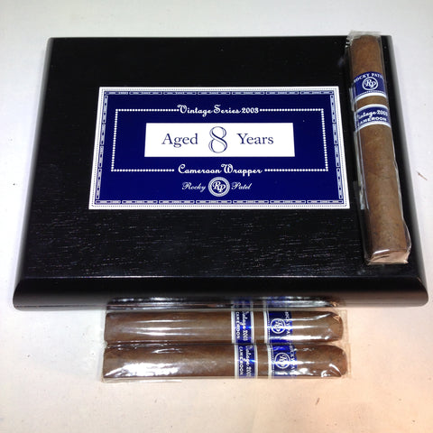 Rocky Patel Vintage 2003 Cameroon - 8 Year