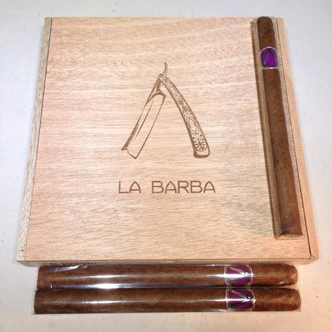 La Barba Purple