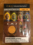CAO World Sampler 4 Pack