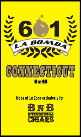 601 La Bomba Connecticut 10 Count Bundle