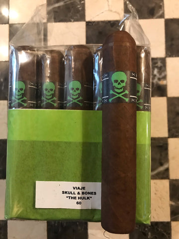 Viaje Skull and Bones The Hulk 60(5.25x60)
