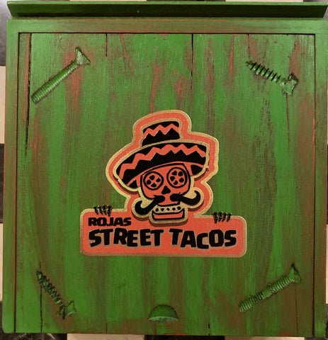 Street Tacos by Rojas Cigars