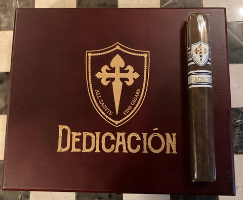 All Saints Cigars Dedicacion
