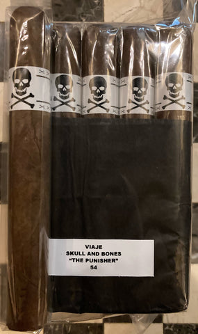 Viaje The Punisher Skull and Bones