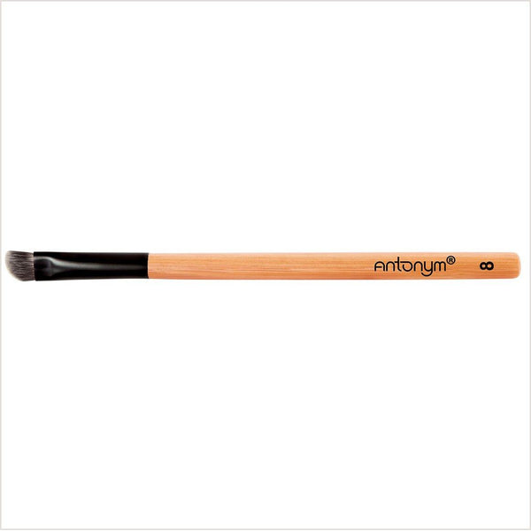 Med Angled Eye Shading Brush #8