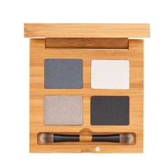 antonym organic eyeshadow to the moon and black