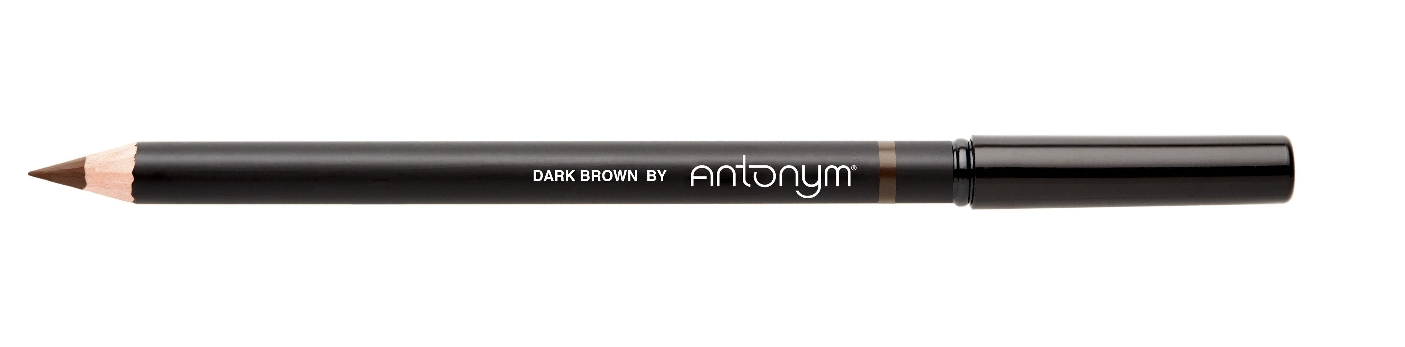 Certified Natural Eyebrow Pencil in Dark Brown