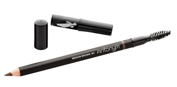 Certified Natural Eyebrow Pencil in Medium Brown
