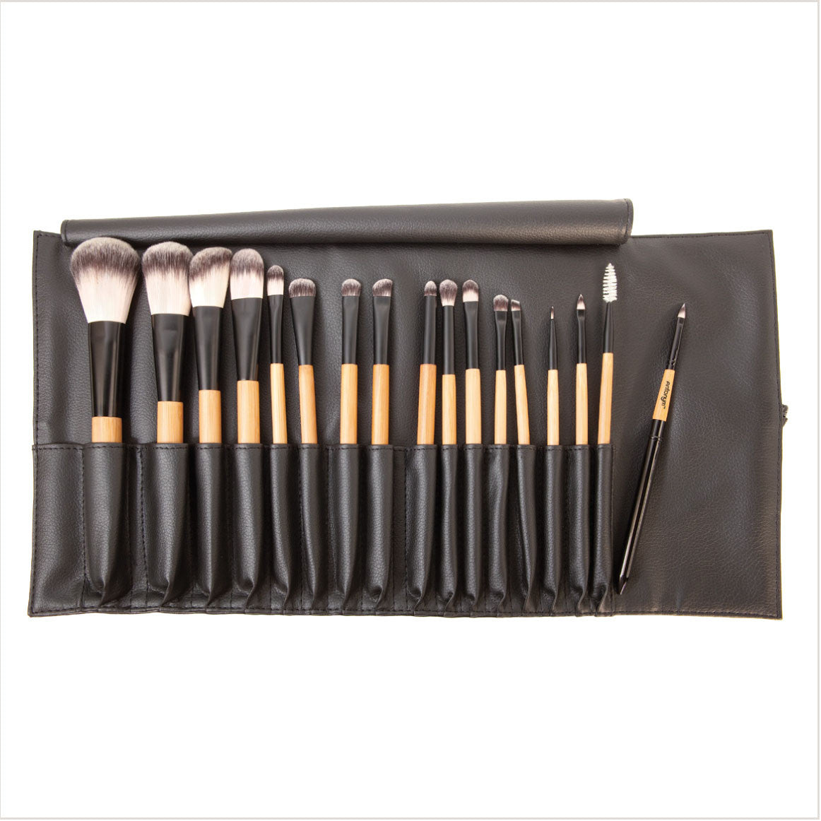 The 18 Brush Set - Antonym Cosmetics