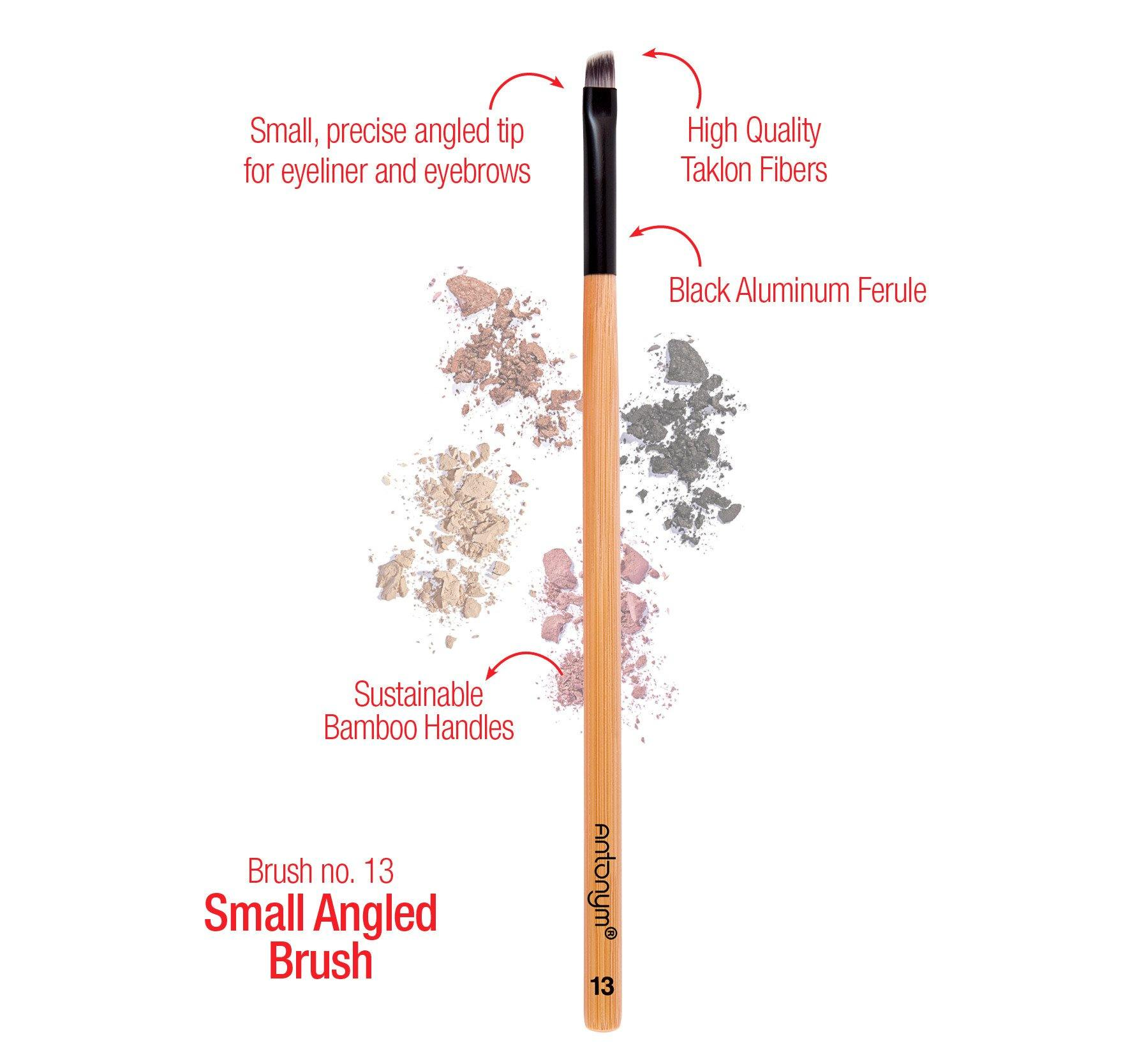 Small Angled Brush #13 - Antonym Cosmetics