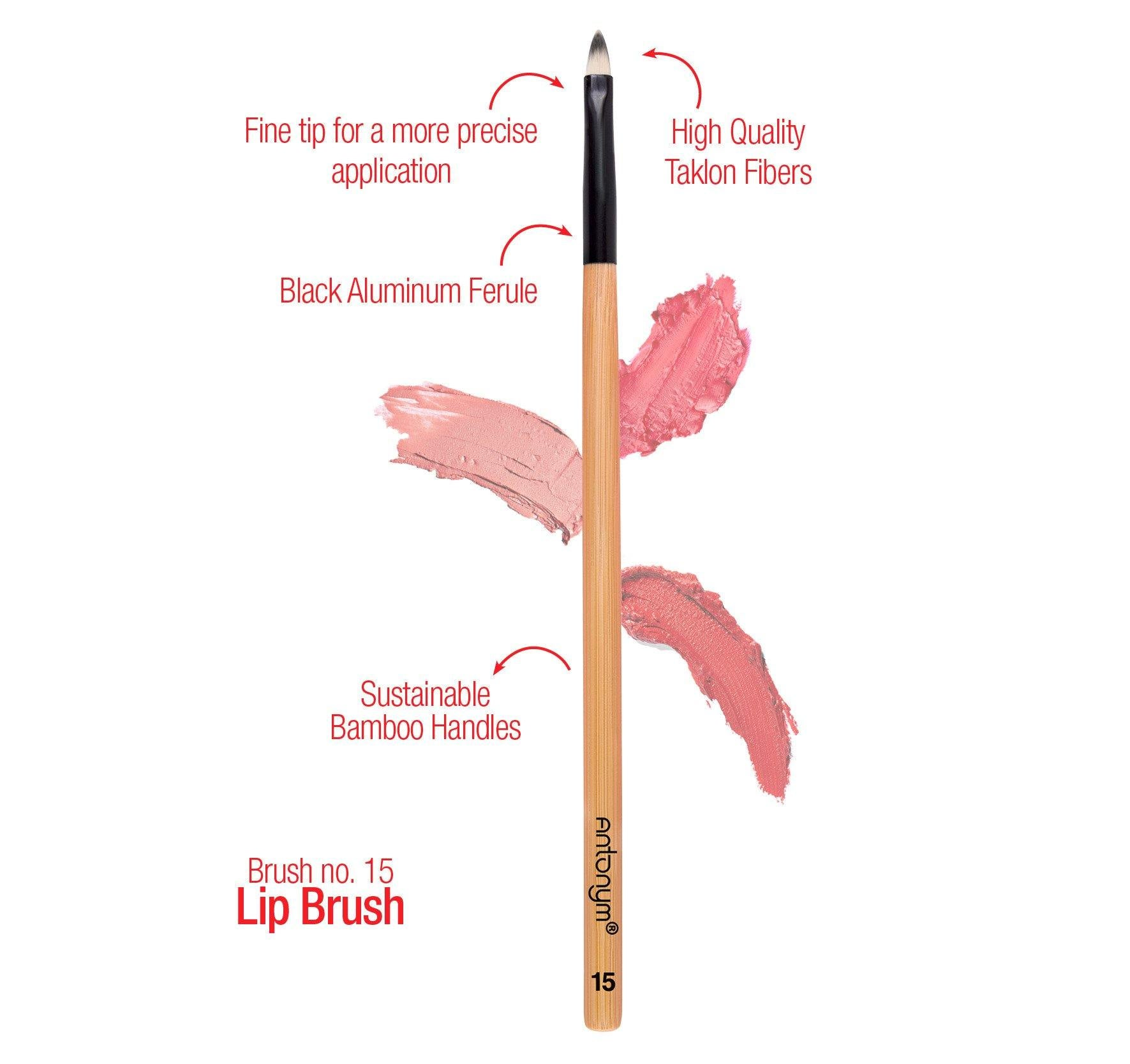Lip Brush #15 - Antonym Cosmetics