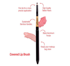 Covered Lip Brush - Antonym Cosmetics