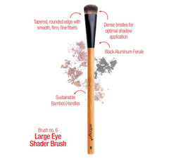 Large Eye Shader Brush #6 - Antonym Cosmetics