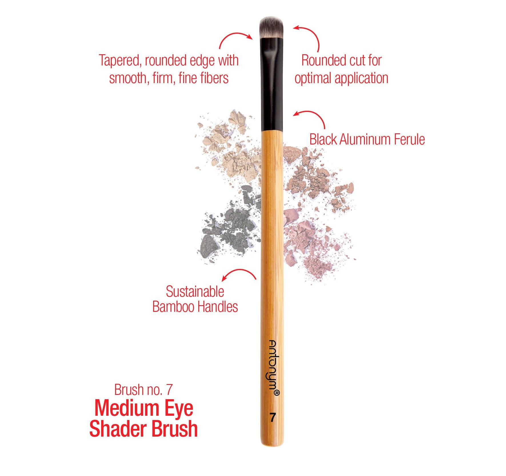 Medium Eye Shader Brush #7 - Antonym Cosmetics
