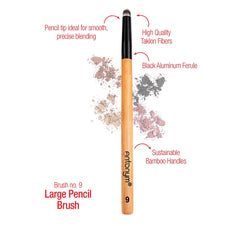 Large Pencil Brush #9 - Antonym Cosmetics