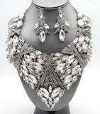 X-Factor Statement Necklace - Heiress Gems