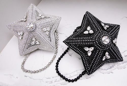 Stardom Clutch Bag - Heiress Gems