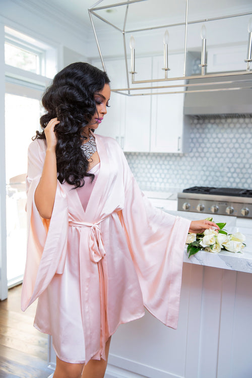 Empress Silk Robe - Heiress Gems