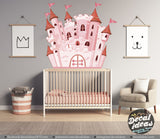 disney princess wall decals for kids rooms