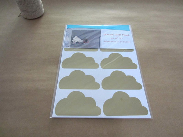 Little Cloud Wall Stickers Wall Decal