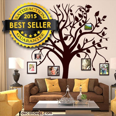 Large Tree Wall Decals for Nursery Custom Wall Decals and Stickers