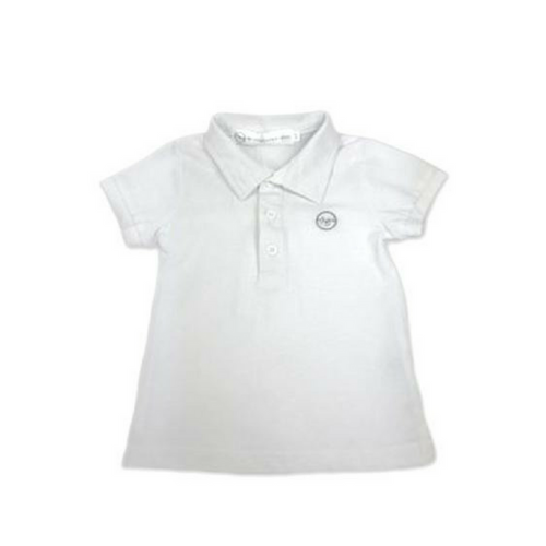 Harvey Polo Shirt - White
