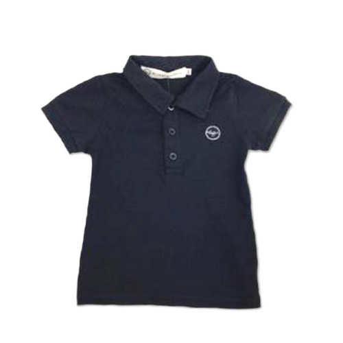 Harvey Polo Shirt -  Navy