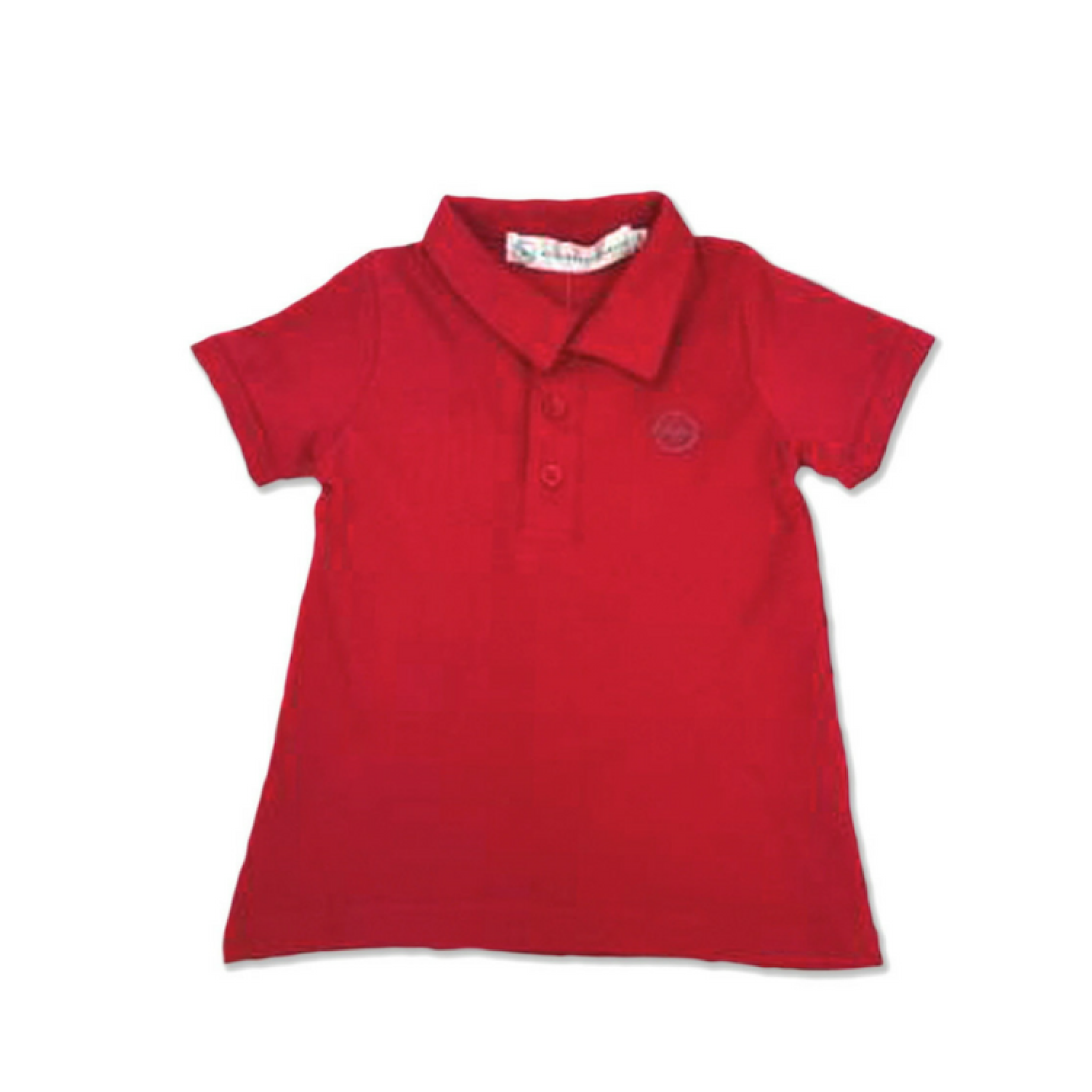 Harvey Polo Shirt - Red
