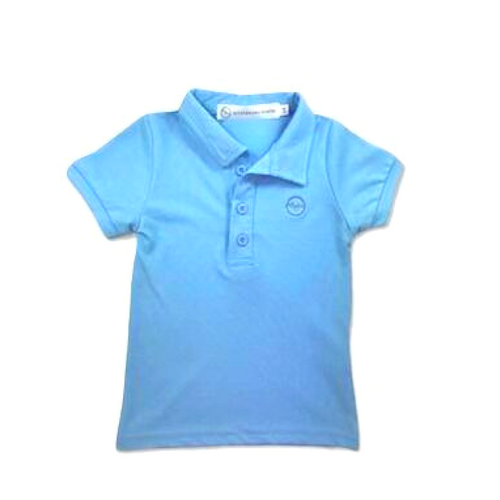 Harvey Polo Shirt -  Light Blue