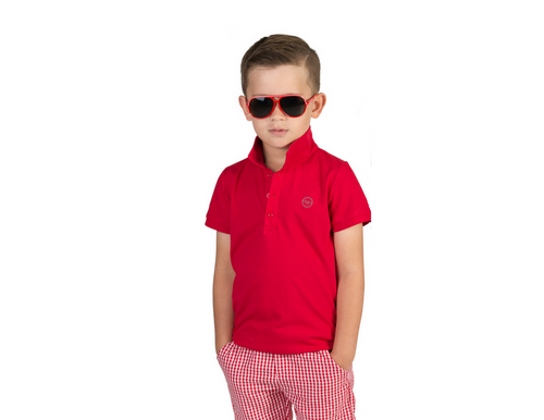 Boys Polo Shirt - Allegra & Harvey Kids Fashion