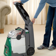 Load image into Gallery viewer, Bissell Big Deep Cleaning Machine Professional Grade Carpet Cleaner (Green) BG10 Extractor