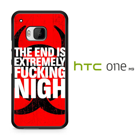 28 Days Later HTC One M9 Case