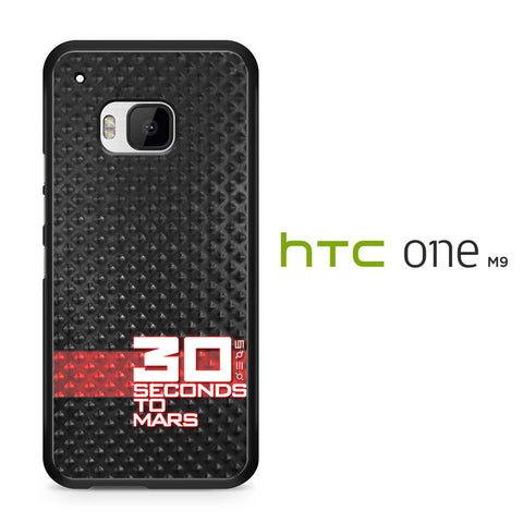30 Second To Mars HTC One M9 Case
