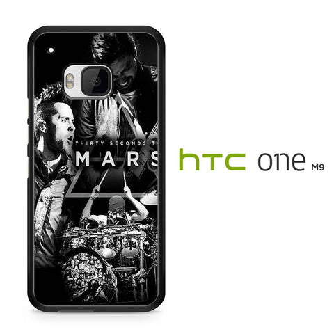 30 Second to Mars Live in Concert HTC One M9 Case