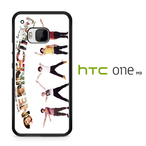 1D One Dreams One Lands HTC One M9 Case - HTC One M9 case