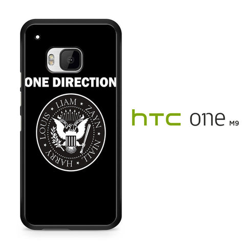 1D Ramones HTC One M9 Case