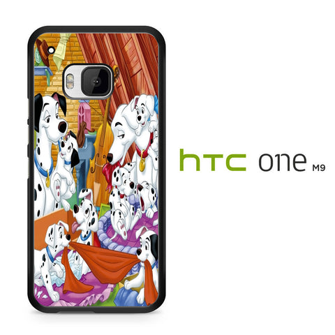 101 Dalmations Family HTC One M9 Case - HTC One M9 case