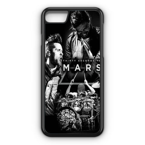 30 Second to Mars Live in Concert iPhone 7 Case
