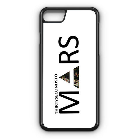 30 Second to Mars Logo iPhone 7 Case