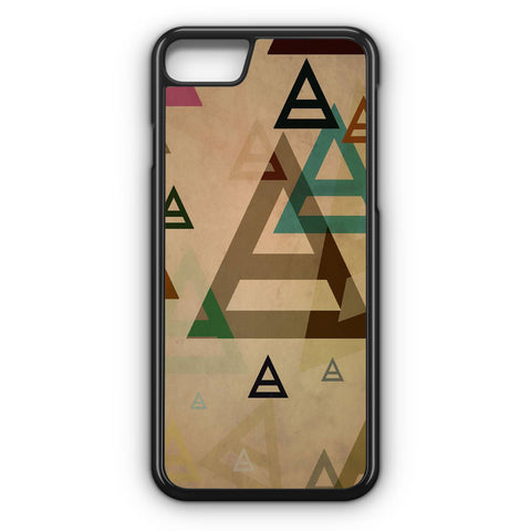 30 Second to Mars Pattern iPhone 7 Case