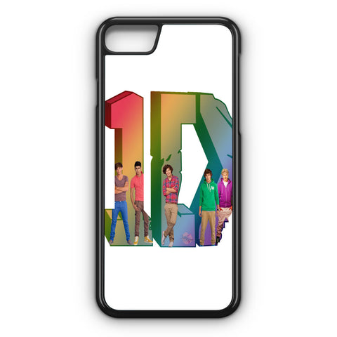 1D Logo Colourfull iPhone 7 Case - iPhone 7 case