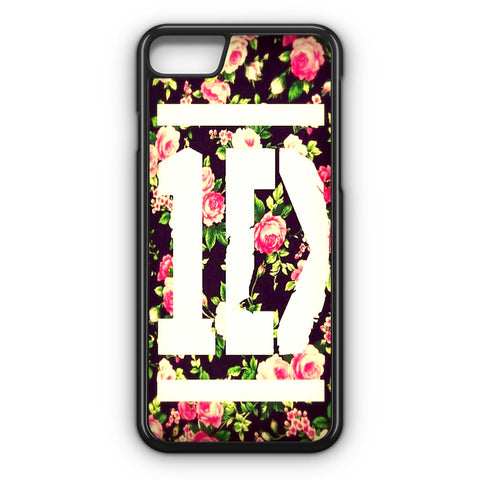 1D Logo Flower iPhone 7 Case - iPhone 7 case