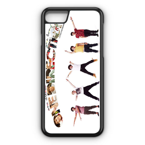 1D One Dreams One Lands iPhone 7 Case - iPhone 7 case