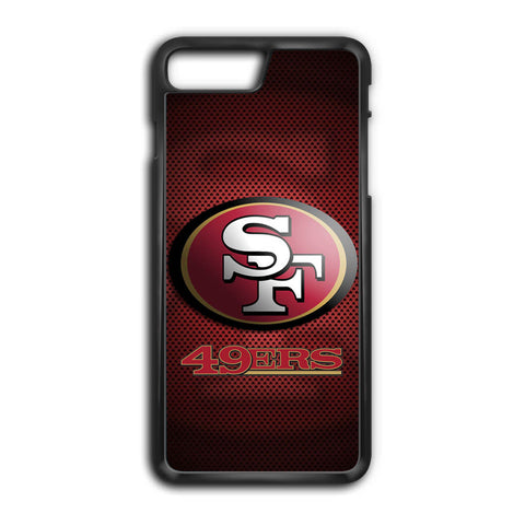 49ers logo iPhone 8 Plus Case