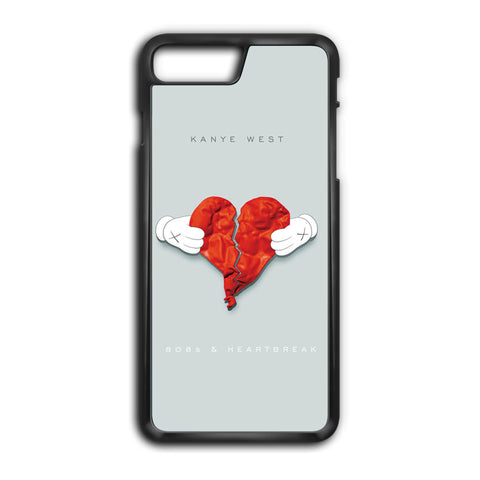 808s Kanye West and Heartbreak iPhone 8 Plus Case