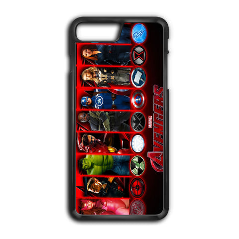 Age of Ultron All Character iPhone 8 Plus Case