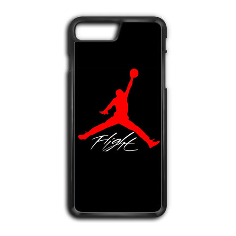 Jordan Flight iPhone 8 Plus Case