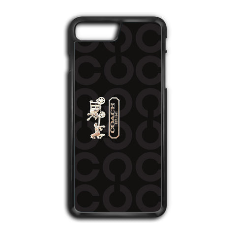 Coach Bag iPhone 8 Plus Case