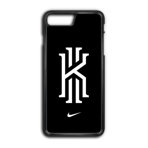Kyrie Irving Nike Logo Black1 iPhone 8 Plus Case